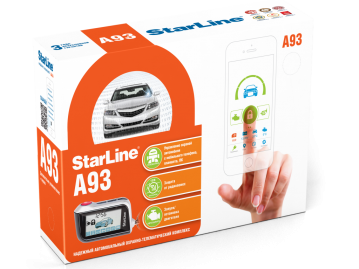 Старлайн A93 2can GSM eco
