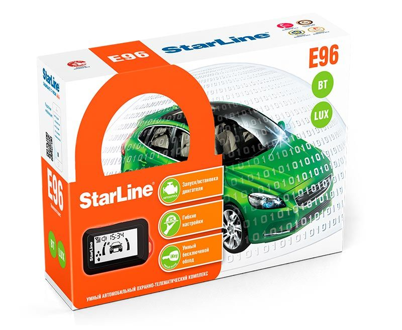 Старлайн E96 BT eco